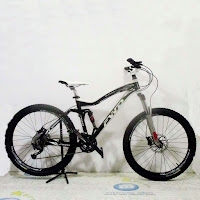 26x17 forward alexius 2.0 dual suspension mtb
