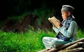 Anak Kecil Membaca Al-Quran