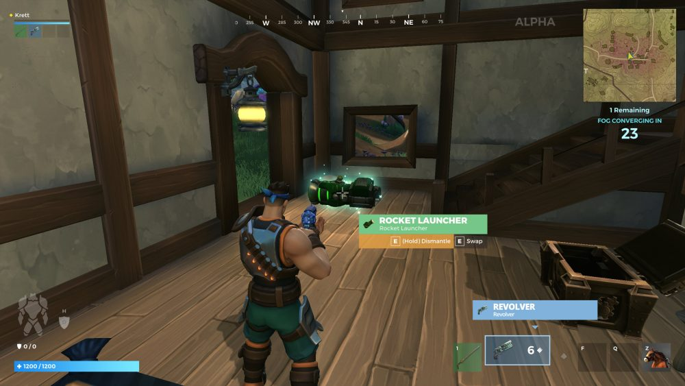 Realm Royale Loot