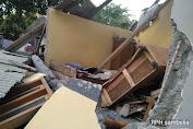 Gempa 6,4 SR Goyang Lombok, 10 Orang Tewas, Puluhan Luka Dan Ratusan Rumah Rusak