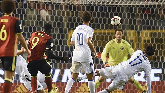 [Video] Cuplikan Gol Belgia 4-0 Bosnia-Herzegovina (Kualifikasi Piala Dunia 2018)