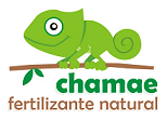 chamae, camaleón, fertilizante natural