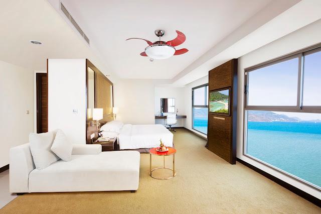 Ảnh đẹp căn hộ du lịch Havana Nha Trang