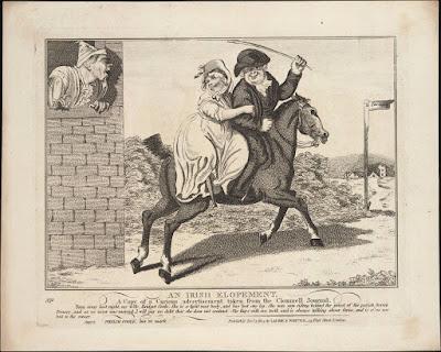 An Irish elopement