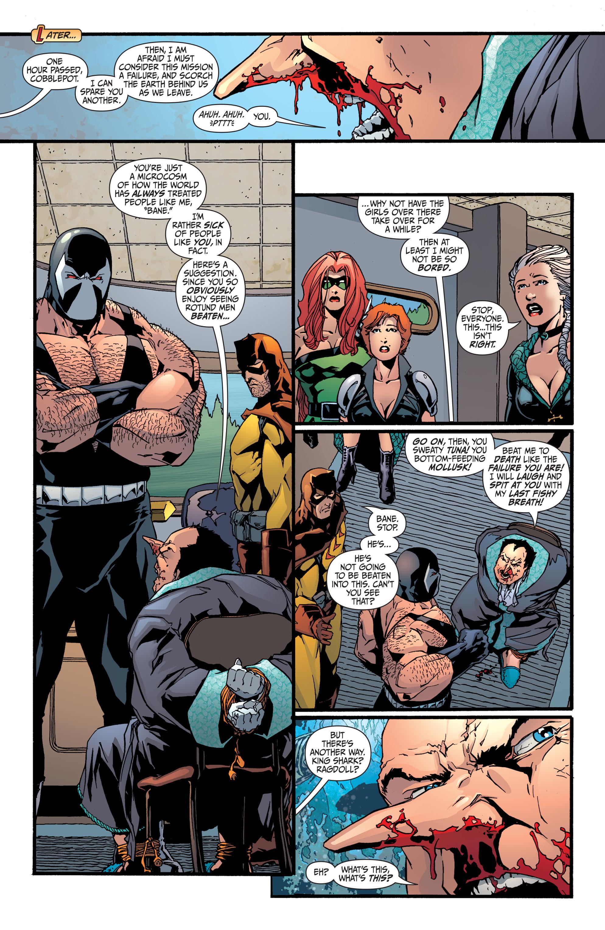 Read online Secret Six (2008) comic -  Issue #35 - 20