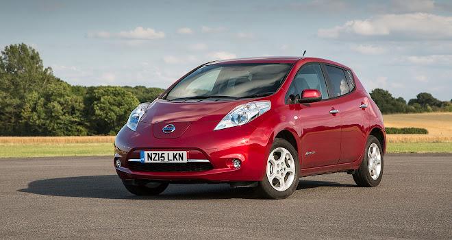 30kWh Nissan Leaf