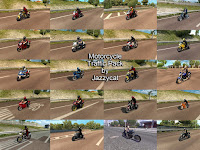 Motorcycle Traffic Pack by Jazzycat v 1.4