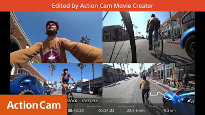 Sony Action Cam Movie Creator for WINDOWS (32/64-bit)