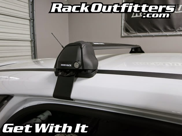 New Ford Focus St Hatchback Rhino Rack 2500 Rs Vortex Aero
