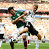 Contra-ataque mexicano derruba a Alemanha na estreia da Copa do Mundo