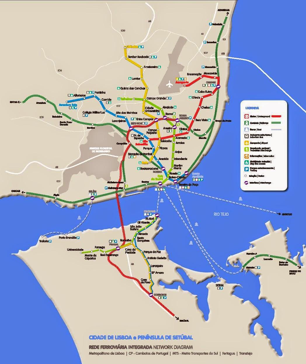 mapa lisboa cml CIDADANIA LX: O MAPA mapa lisboa cml
