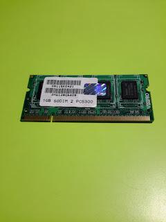 Jual Memori - SODIM 2  -1GB Bekas