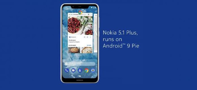 nokia-5-1-plus-runs-on-android-9-pie-update