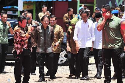 Serahkan 5.000 Sertifkat di Bogor, Presiden Jokowi : Hati-Hati Sekarang Banyak Kabar Bohong