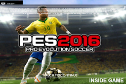 Download First Touch Soccer 2015 Mod PES 16 Android