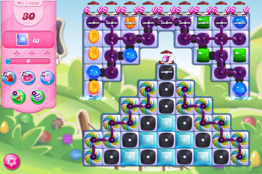 Candy Crush Saga level 6330