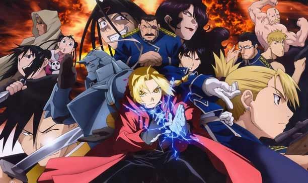 Daftar Rekomendasi Anime Sedih Terbaik - Fullmetal Alchemist: Brotherhood