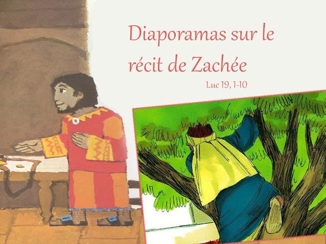 Diaporamas sur Zachée