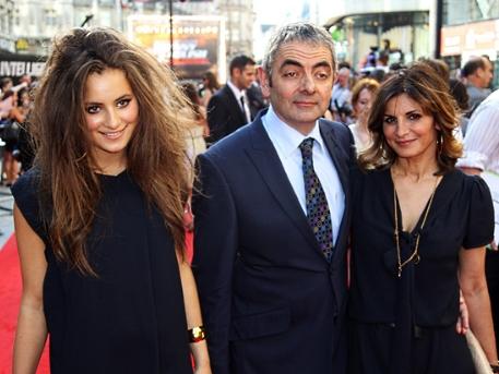 Rowan Atkinson Tochter