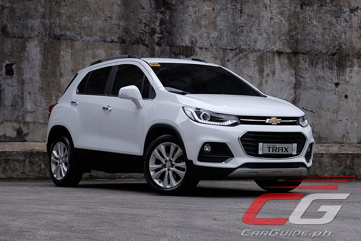 review 2018 chevrolet trax 1 4 lt philippine car news car reviews automotive features and. Black Bedroom Furniture Sets. Home Design Ideas
