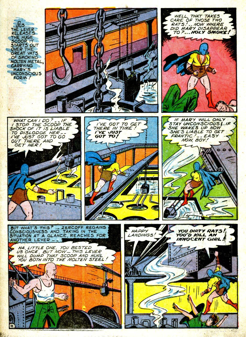 Read online All-American Comics (1939) comic -  Issue #29 - 22