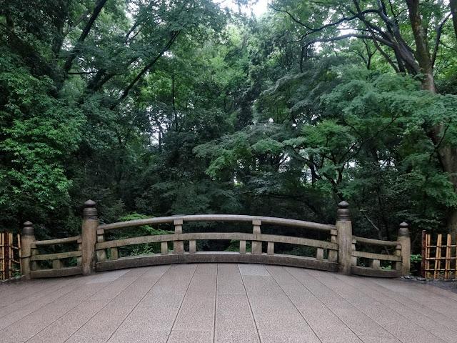 石橋,明治神宮〈著作権フリー無料画像〉Free Stock Photos
