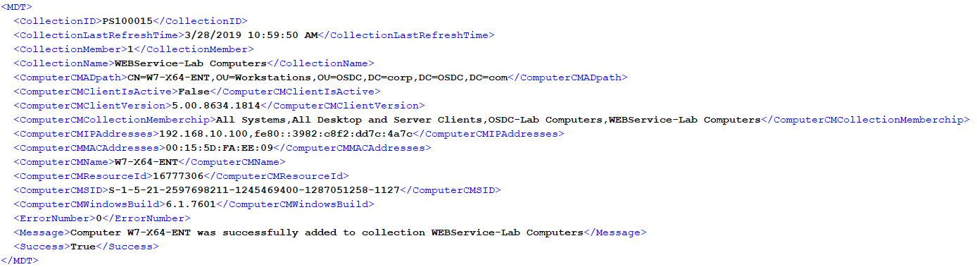 OS|DC: MDT 2013: Create a simulation environment for your