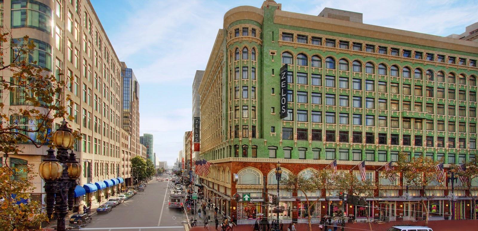 Hotel Zelos San Francisco Travelhoteltours Vacation Packages Flight And Hotel Bundle Save