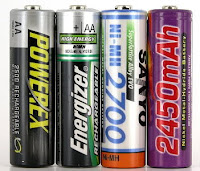 contoh energi listrik baterai