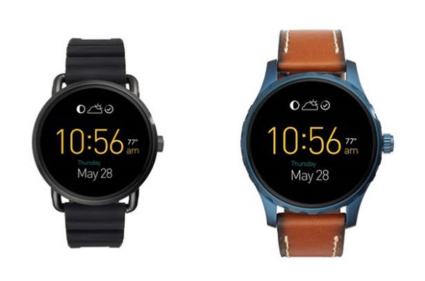 FOSSIL announces Q Marshal, Q Wander smartwatches with Android Wear