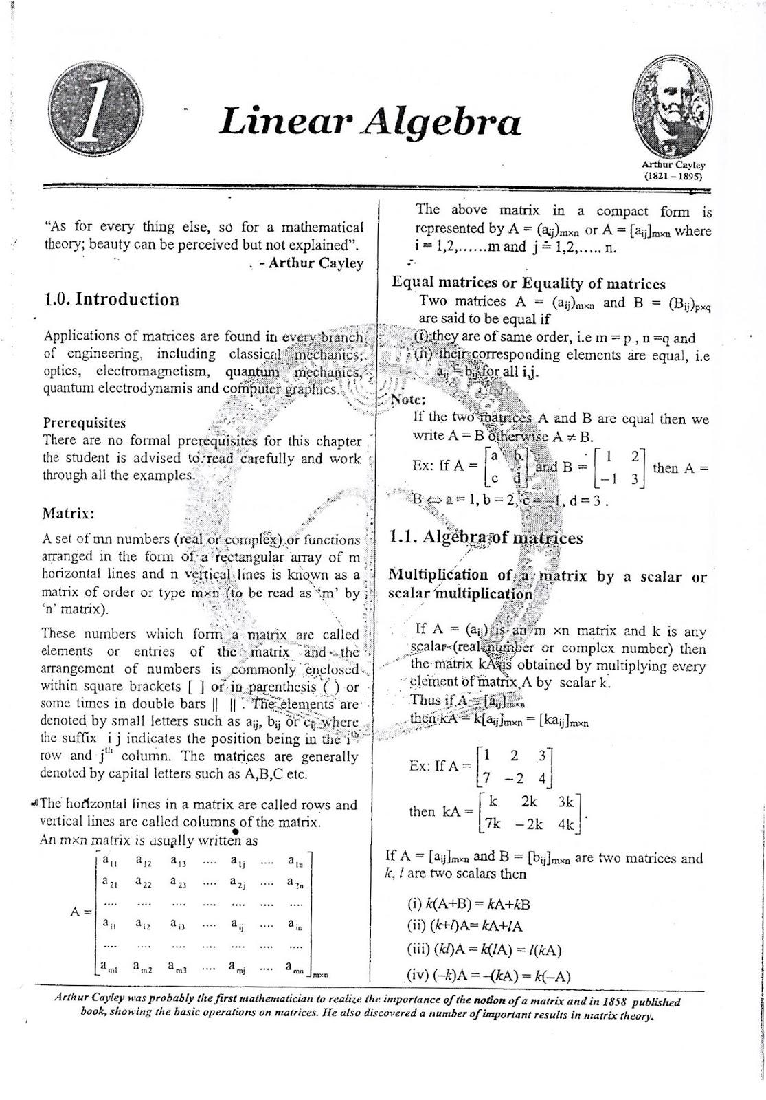 Engineering Mathematics Books For Gate Pdf