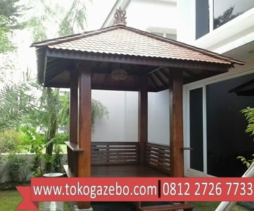 Pengertian Gazebo