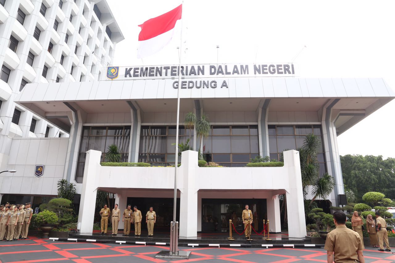tugas dan struktur organisasi kemendagri, wajib baca Struktur Organisasi Hotel