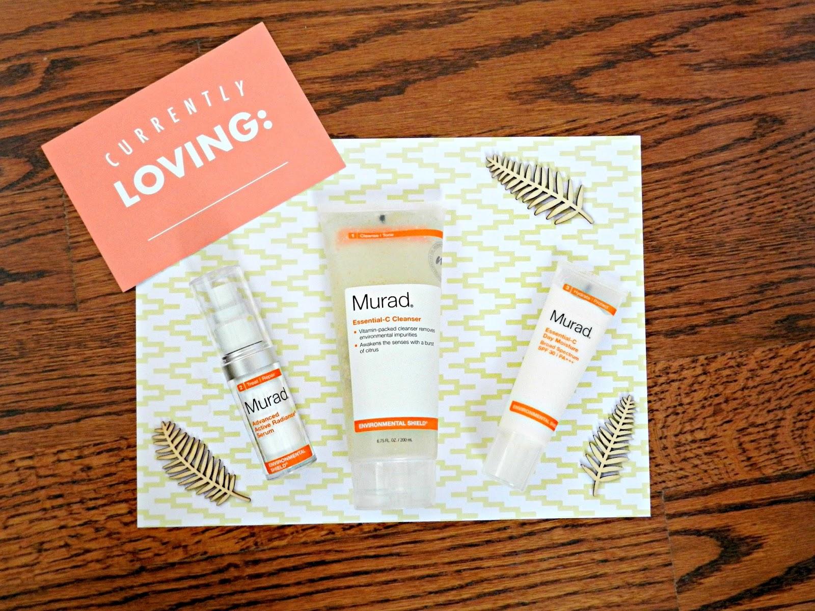 Murad Environmental Shield Set Skincare SPF review sephora
