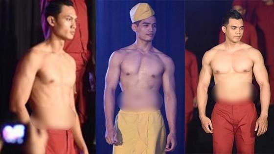 Anuar Faizal Perjelas Isu Baju Raya Moden 'Shirtless' 2016