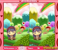 Here is another #Valentine #SpotTheDifferenceGame by #DoubleGames!