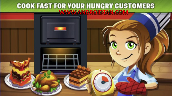 COOKING DASH Mod Apk for Android