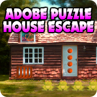 AvmGames Adobe Puzzle House Escape