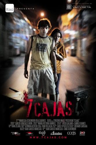 7 Cajas (Paraguay) (2012) [BRrip 720p] [Latino] [Acción]