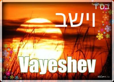 Parashat  Vayeshev