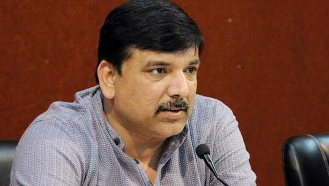 सीएम योगी सरकार चलाने में असहाय और अनुभवहीन: संजय सिंह