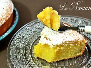 Le Namandier, ou gâteau aux amandes sans gluten