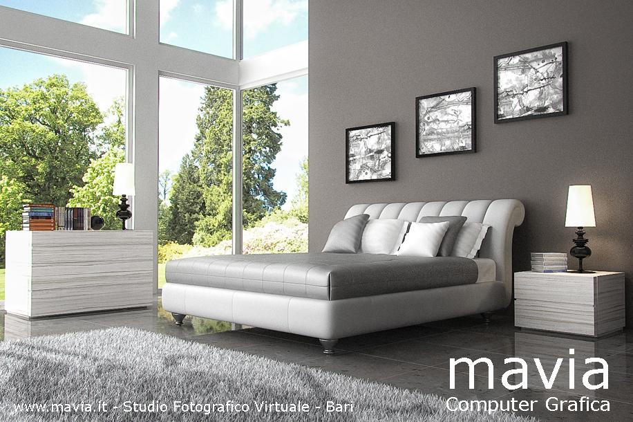 Arredamento di interni camere da letto letto for Camere da letto