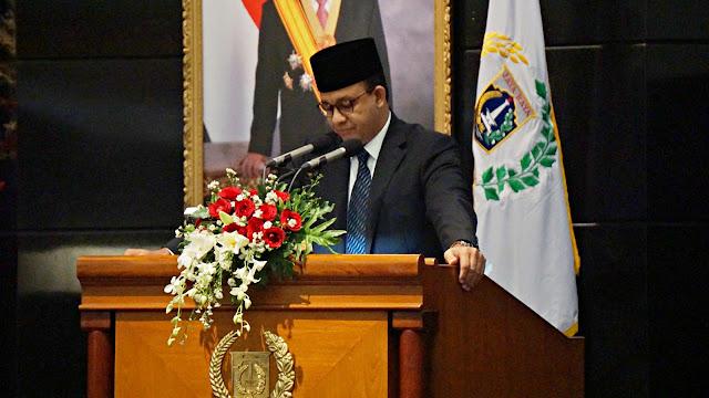 Anies Akan Serahkan Bantuan Rp 33,6 Miliar untuk Korban Gempa Lombok