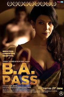 B.A Pass Poster