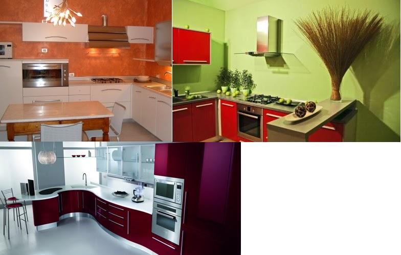 Pintar cocinas modernas simple pintar azulejos cocina for Como disenar mi cocina por internet