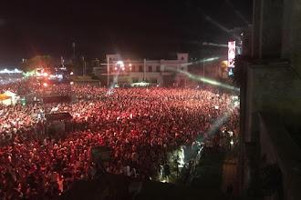 Oltre 200 mila in piazza per la Notte della Taranta