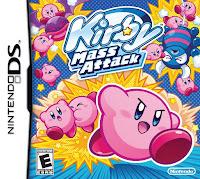 Kirby - Mass Attack
