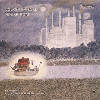 Volker Kriegel - 1978 - House-Boat