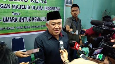 Ahok Masuk Penjara, Din Syamsuddin: Alhamdulillah Saya Tak Jadi Pimpin Perlawanan